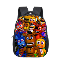 12 Inch Backpack Five Nights at Freddy's rucksack Children k