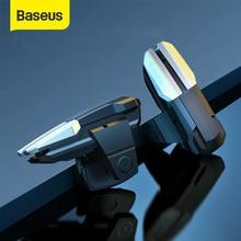 Baseus – manette de jeu haute fréquence L1R1 pour Android et iOS, contrôleur Mobile PUBG, bouton de déclenchement