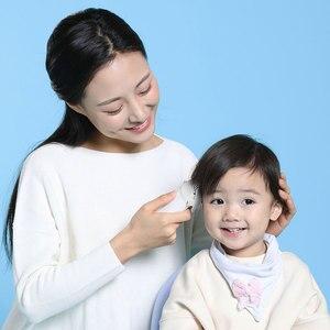 Image 4 - Xiaomi tondeuse à cheveux Mitu électrique sans fil pour hommes, tondeuse à cheveux Rechargeable avec lame ajustable, coupe de cheveux, étanche IPX7