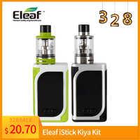 Liquidación Original Eleaf iStick Kiya con GS Juni Kit construido en 1600mAh salida 50w con 2ml tanque Vape cigarrillo electrónico