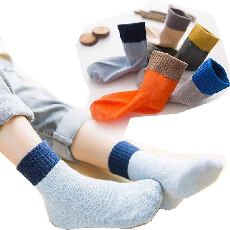 Baby Warm Socks Winter Cotton  Kids Fashion Sock For Girls Boys Children Toddler Cheap Stuff
