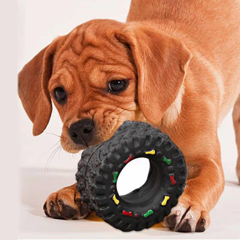 Hond Speelgoed Voor Kleine Middelgrote Honden Huisdier Maaltand Cleaner Spelen Training Piepende Toy Dog Chew Toys Piepende Dierbenodigdheden puppy 45