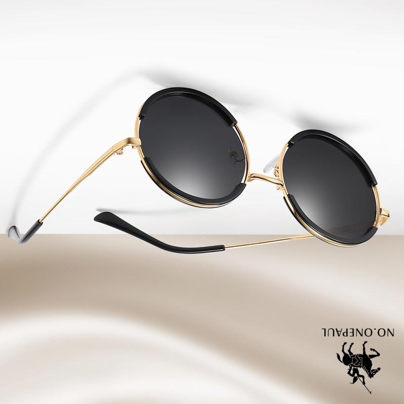 NO.ONEPAUL New Luxury Polarized Men's Driving Vintage Driving Classic Sun Glasses Men Goggle UV400 Mirror Sunglass Guy's