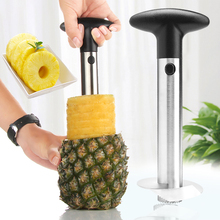 Stainless Steel Pineapple Knife Peeler Multifunctional Slicers Fruit Cutter Corer Slicer Kitchen Tools