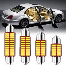 Canbus Error gratuito de Doom de la lámpara de luz de estilo de coche para Peugeot 307, 308, 3008, 2008, 407, 508 Forte Sportage R SORENTO Mohave OPTIMA