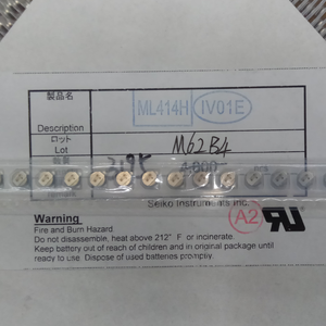 Image 1 - 10 50 pieza ML414H IV01E SMD ML414H batería דה botón חדש לגמרי מקורי