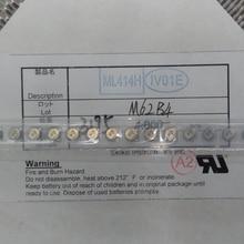 10 50 pieza ML414H IV01E SMD ML414H batera a de botón 새로운 원본