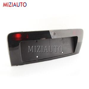 MIZIAUTO Автомобильный номерной знак рамка лампы для Audi A6 C5 1998 - 2004 задняя дверь номер номерного знака Рамка держатель