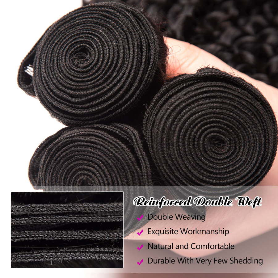Hf6831ff8cb854e3492cdac0bbc522ca6w Hermosa Brazilian Deep Wave Bundles With Closure Double Weft Non-Remy Human Hair Bundles With Closure Natural Black Middle Ratio