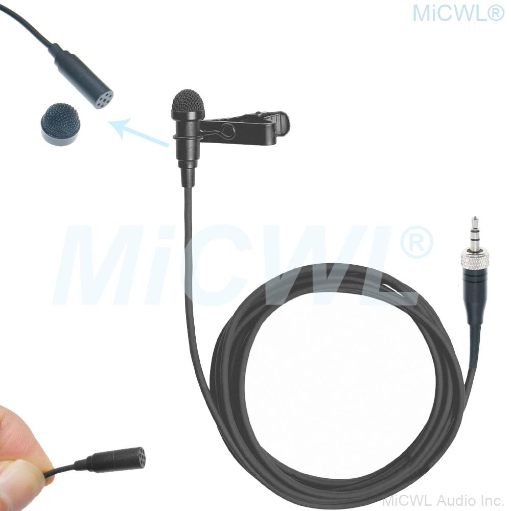 Черный петличный микрофон ME2 для Sennheiser G2 G3 G4 MKE2, беспроводная система микрофонов с зажимом