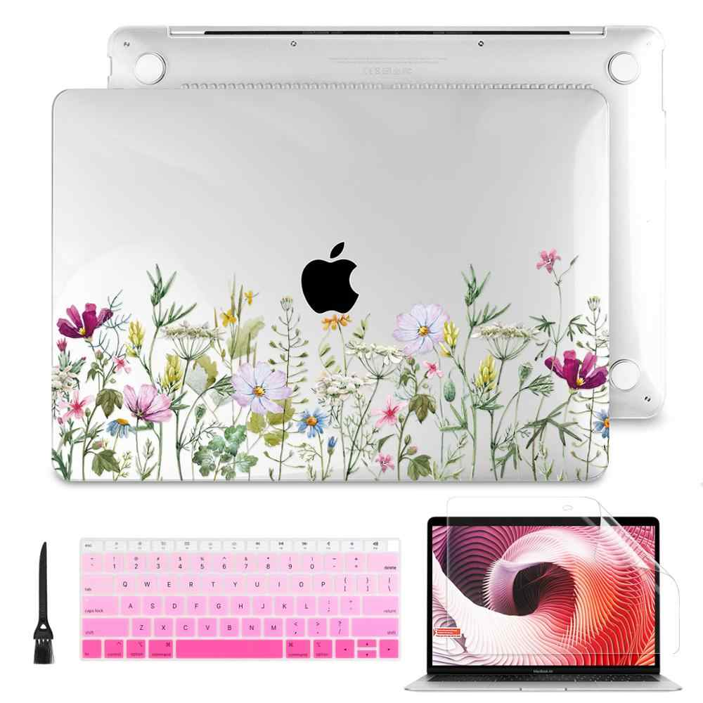Case Voor Macbook Air Pro Retina 11 12 13 Inch Mac Book 13 15 16 Inch Touch Bar/Touch id 2020 A2179 A2141 A1932 A2251 A2289