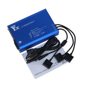 Image 3 - 4 в 1, параллельное зарядное устройство для дрона DJI Phantom 3