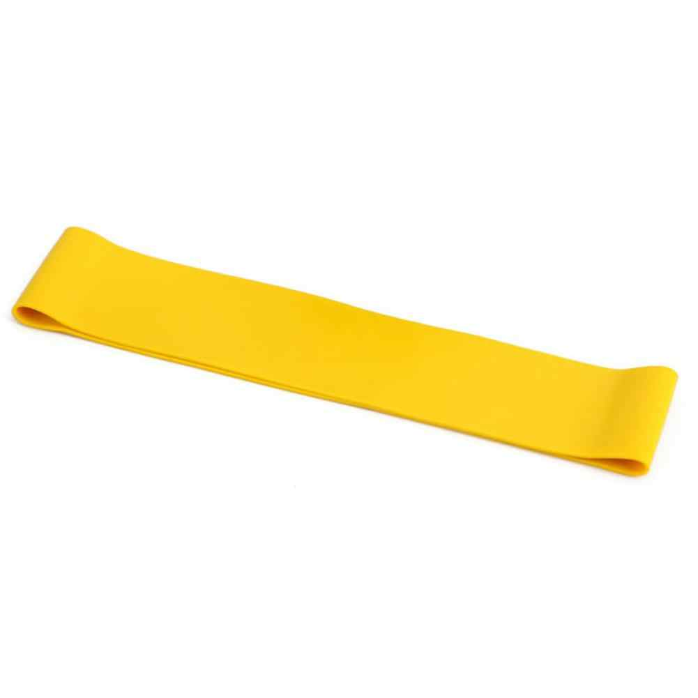 1pc Fitness Equipment Strength Training Latex Elastic Band Resistance Bands Cross Fit Yoga Rubber Loops Sport Training Equipment