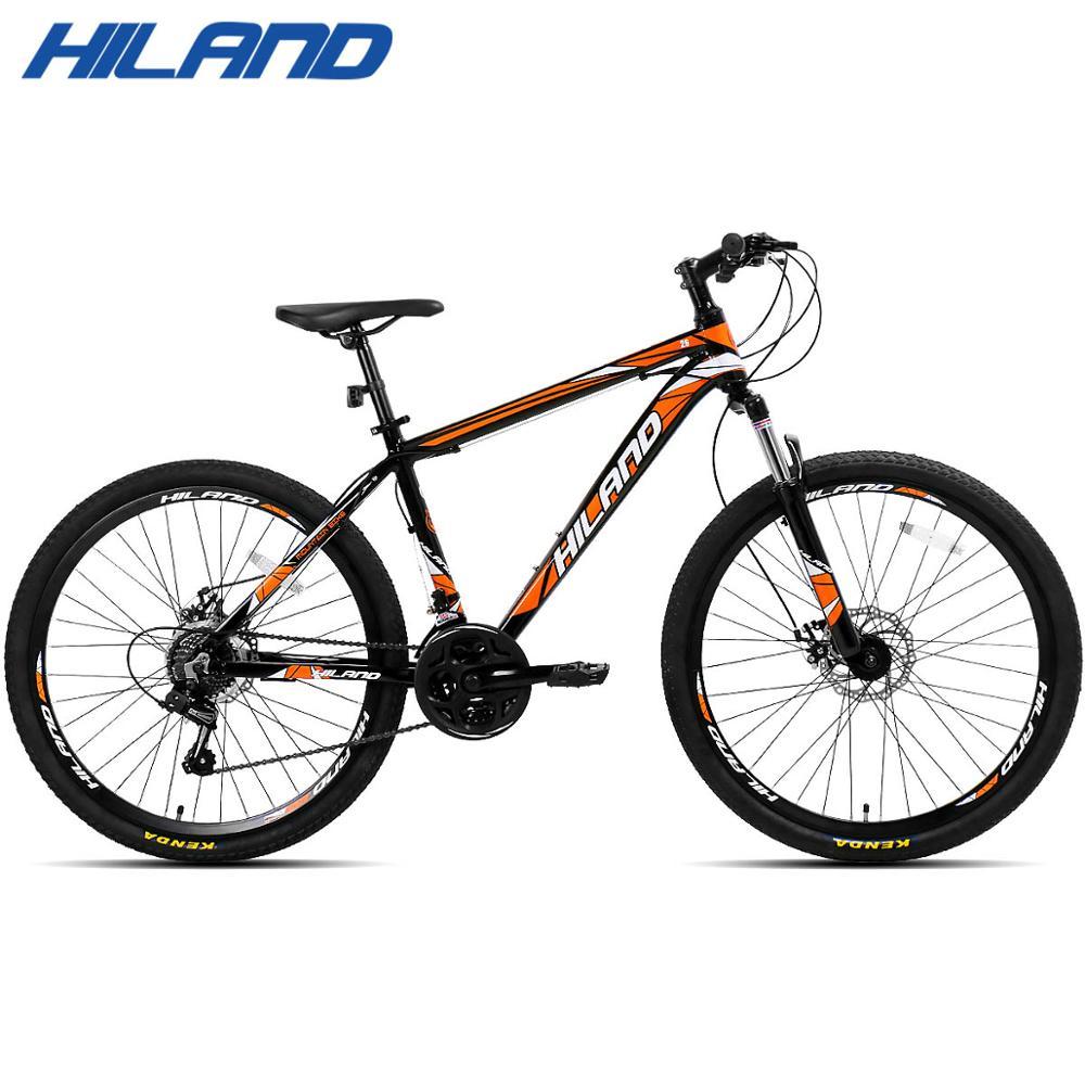 orange spoke wheel