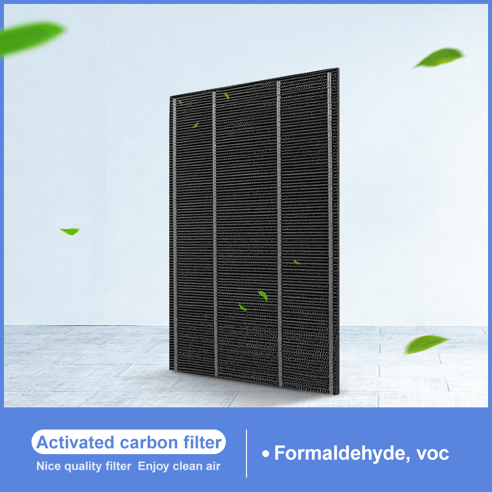 The FZ-A41DFR Deodorization Active Carbon Filters For Air Humidifier KC-A40EUW KC-Z200SW KC-W200SW KC-BB20-W