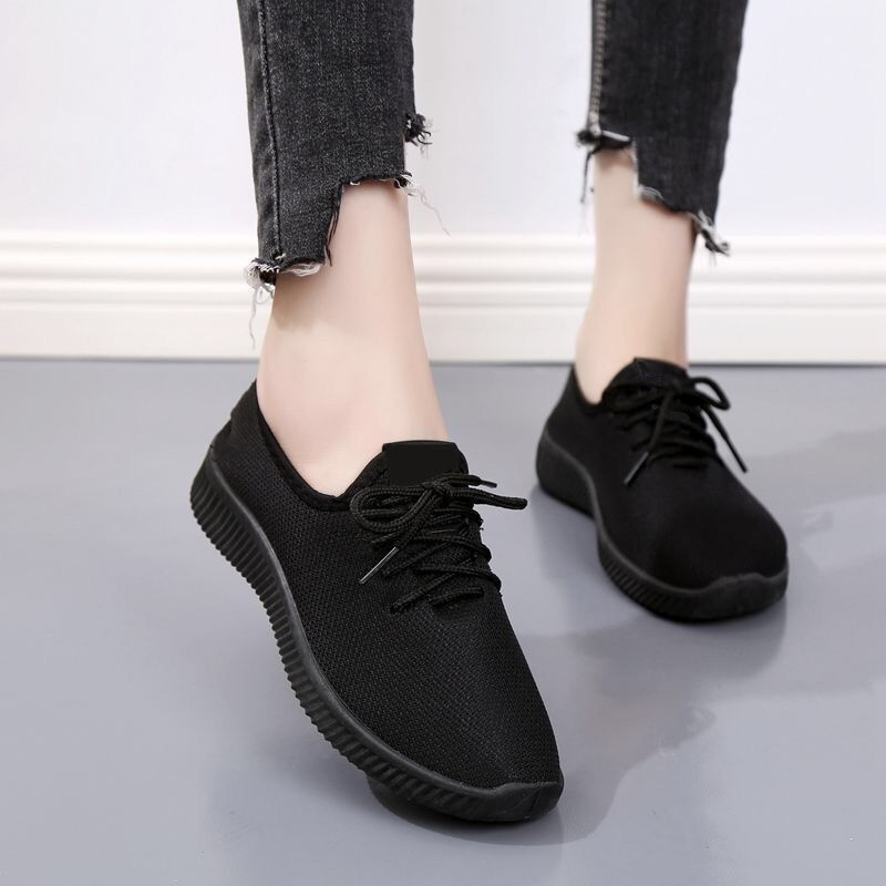 Cheap Tenis Feminino 2019 Hot Sale Sport Shoes Women Tennis Shoes Female Stability Athletic Fitnes Sneakers Trainers Plus Size41