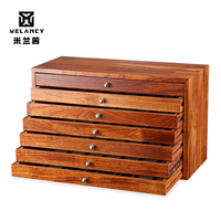 Luxury Lacquer Wood Box Watch Band Gift for Brand Watches Pillow Display/Storage Gift/Business Packaging Lover's Case