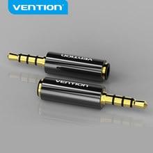 Vention słuchawki słuchawki złącze OMTP do CTIA konwerter Aux Adapter jack 3.5mm Adapter Audio do samsung iPhone HTC Nokia