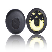 High Quality EarPads For BOSE QC3 OE1 Headphone Replacement Memory Foam Ear Cushion Pads Cups Kit Black Yw#