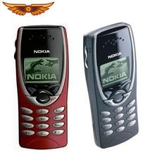 8210 Original Nokia 8210 GSM 2G débloqué pas cher téléphone portable ancien caractéristique téléphone livraison gratuite