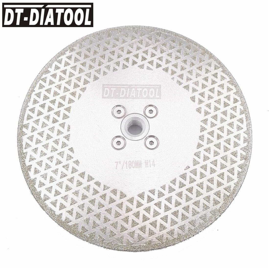 DT-DIATOOL 1pc M14 Flange Dia 7