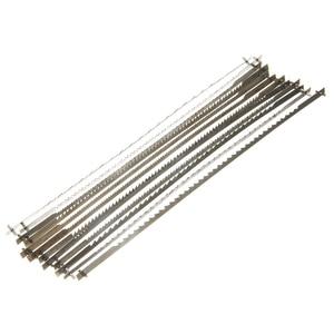Image 5 - Cuchillas de sierra de desplazamiento para carpintería, 10/15/18/24 dientes, negro, accesorios de herramientas eléctricas, 12 Uds.