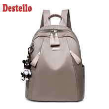 New Fashion COOL Bear Women Backpack Hight Quality Casual Oxford Backpacks Female Larger Capacity Backpack Travel Bag for Women