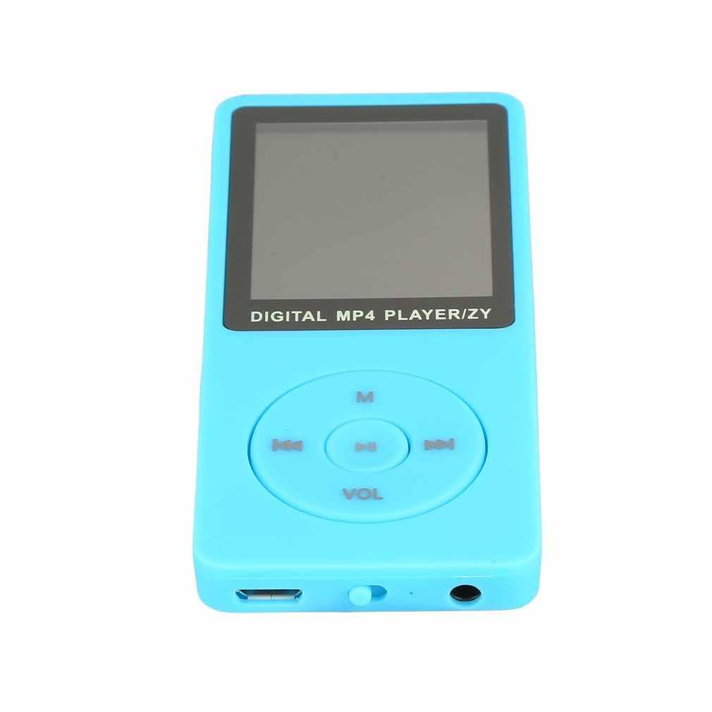 Odtwarzacz MP4 z bluetooth lecteur mp3 mp4 odtwarzacz muzyczny przenośny mp 4 media slim1.8 calowe klawisze dotykowe radio fm wideo 32G