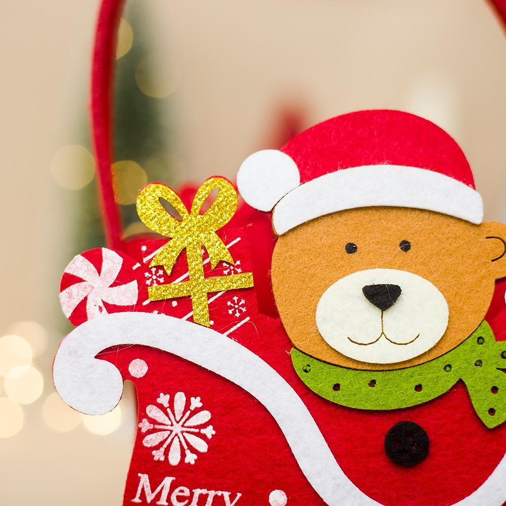 Christmas Decoration Christmas Candy Basket Christmas Gifts