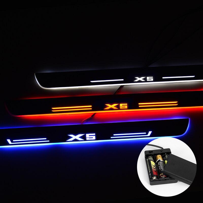 Trim chrome rear BMW X5 E53 00-06 list gate