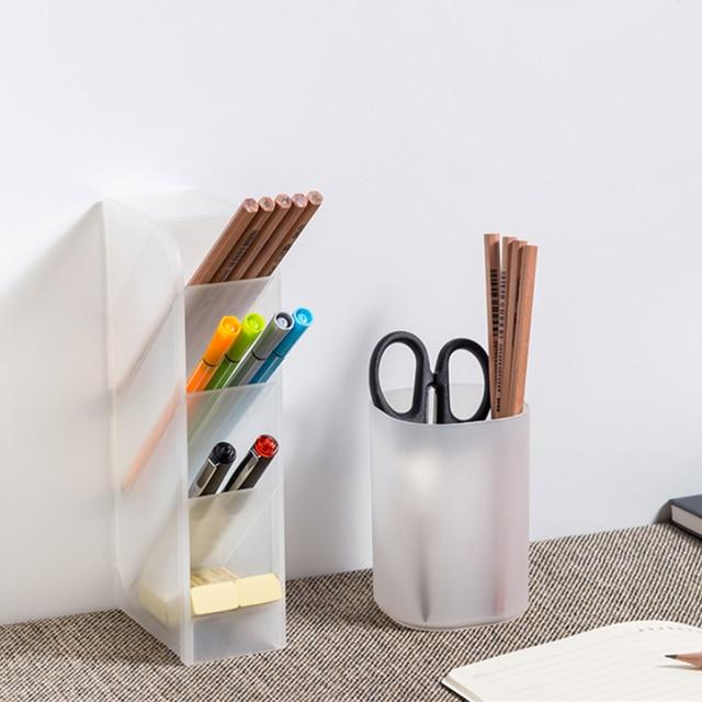 Business Accessories & Gadgets Laptop Desk Accessories 4 Grid Desktop Organizer