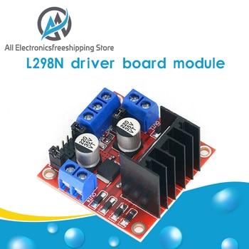 Модуль L298N для Arduino
