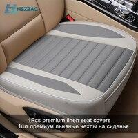 Cobertura de assento de carro geral quatro estações  auto almofada para vw passat b5 golf tiguan  mercedes benz c200 e260 glk ml estilizador de carro
