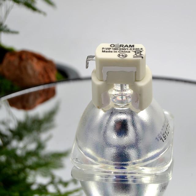 4 pçs/lote HRI230W Lâmpada MSD Platina 7R, Substituição de lâmpada de 230W Osram Sharpy Moving head feixe de luz luz do estágio do bulbo