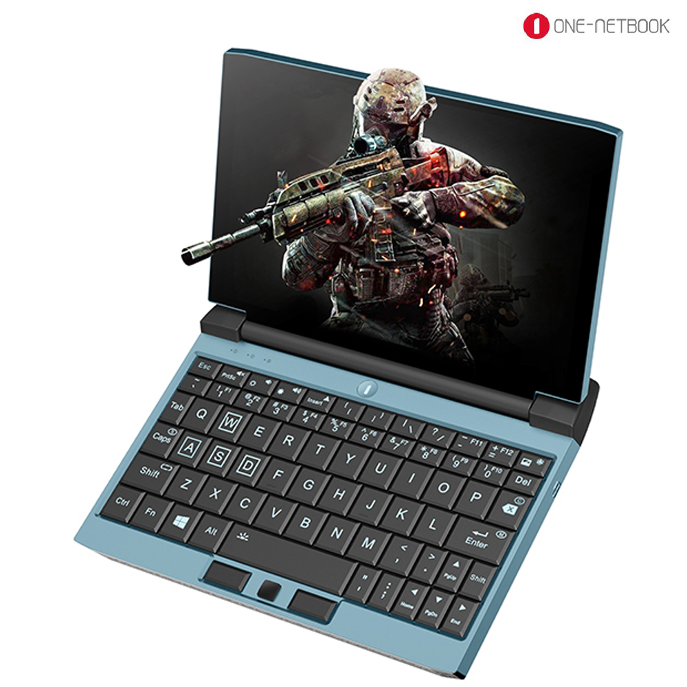 lowest price One Gx New OneNetbook OneGx1 Gaming Laptop 12000mAH Laptop 7   Win10 i5-10210Y 8GB 16GB DDR3 256GB 512GB SSD WiFi  Type-C
