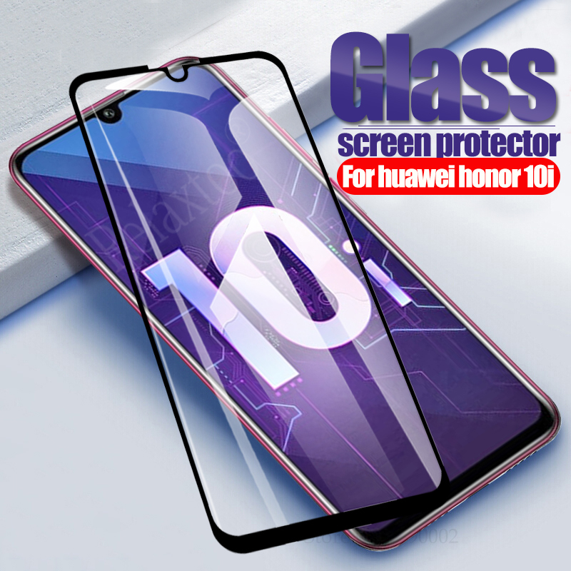 Original Safety Glass For Honor 10i Tempered Glass On Honer 10i 10 I Honor10i HRY-LX1T 6.21'' Screen Protector Protective Film