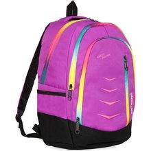 Entegre 9837 İç Bölmeli Siyah Sırt Çantası - Günlük / Ortaokul / Lise