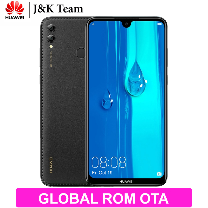 Huawei Snapdragon 660 Y-Max Global-Rom 64gb GSM/WCDMA/LTE 5g wi-Fi Octa Core Face Recognition