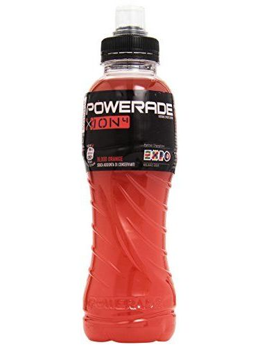 Powerade Blood Orange Pet Ml.500