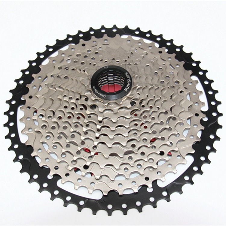 Sunshine-Sz Mountain 11 Sufei Round 11-50t Cassette Back Gear Support 22 33-Speed Bicycle