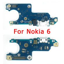 Original USB Charge Board for Nokia 6 Charging Port PCB Dock