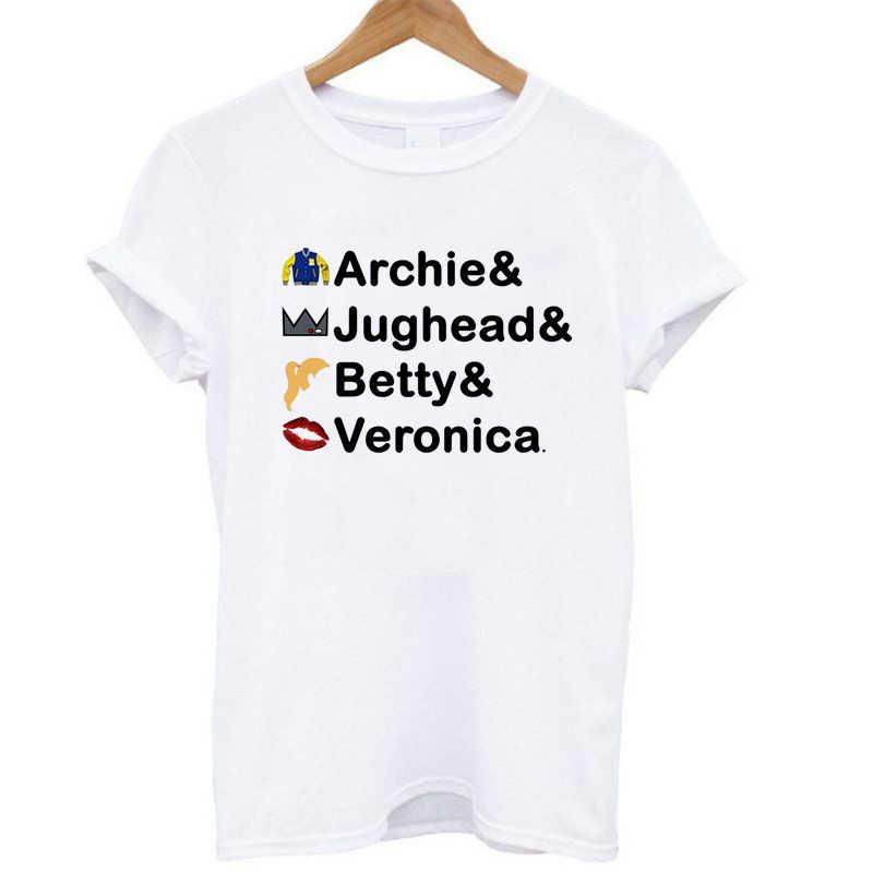 새로운 패션 여성 여름 리버 데일 셔츠 슬리브 나는 이상한 티 편지 인쇄 캐주얼 탑스 티셔츠 dropship