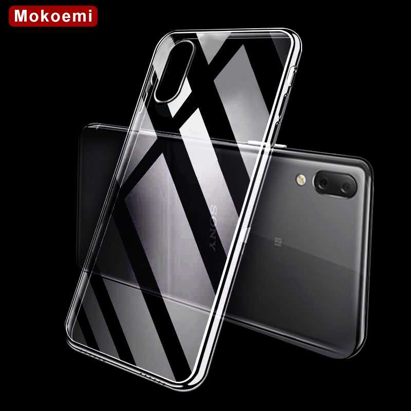 Mokoemi Transparent Clear Soft TPU 5.7