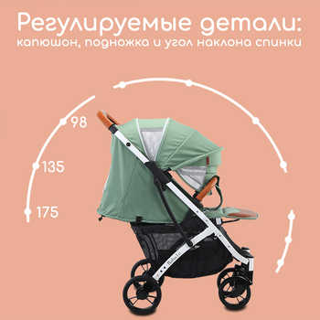Babalo baby stroller delivery free ultra light folding can sit or lie high landscape suitable 4 seasons high demand