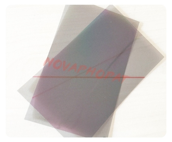 Novaphopat Clearance WholeSale For Samsung S4 Mini S5 S6 Note2 LCD Display Polarizer Polarized Film image