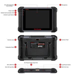 Image 4 - Autel Maxisys MS906 Automotive Diagnostic Scanner Scan Tool Code Reader (Upgraded Version of DS708 and DS808) with OE level