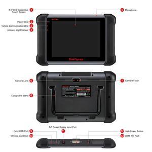 Image 4 - Autel Maxisys MS906รถยนต์สแกนเนอร์เครื่องมือสแกนรหัสReader (รุ่นอัพเกรดDS708และDS808) กับOEระดับ