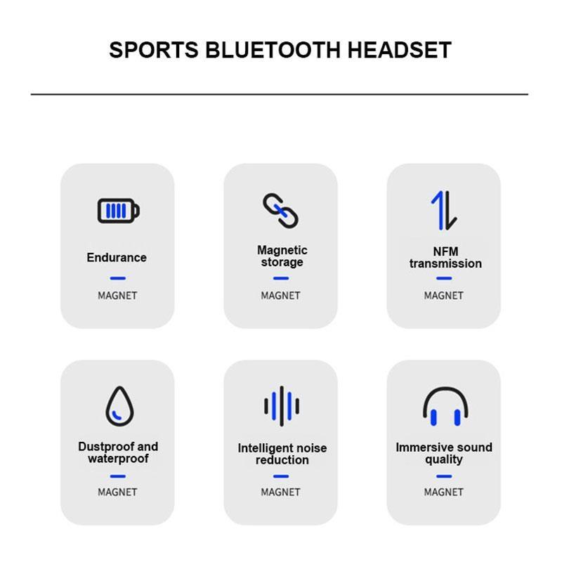 Lenovo QE03 Bluetooth Earphone