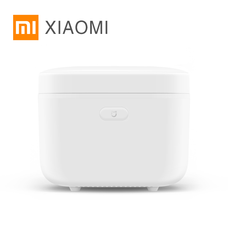 <font><b>XIAOMI</b></font> MIJIA IH <font><b>Electric</b></font> Rice <font><b>Cooker</b></font> 3L Alloy Cast Iron Heating <font><b>Pressure</b></font> Slow Crock Pot Lunch Box Multicooker Kitchen Appliances image
