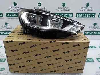 FARO DERECHO AUDI A3 (8V) * H7+H15 ELECTRICO C/MOTOR 10 PINS MLV16504481...
